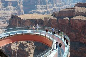 The Great Canyon Skywalk, AZ
