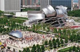 The Millennium Park, Chicago